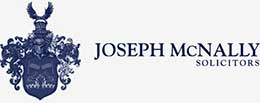 Personal Injury Solicitor Dublin | Joseph McNally Solicitors Logo